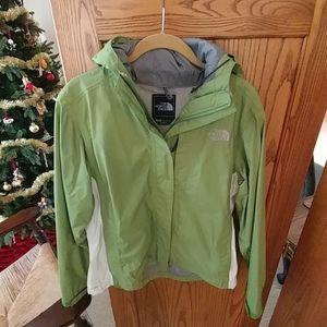 Women's Size Small North Face Rain Jacket